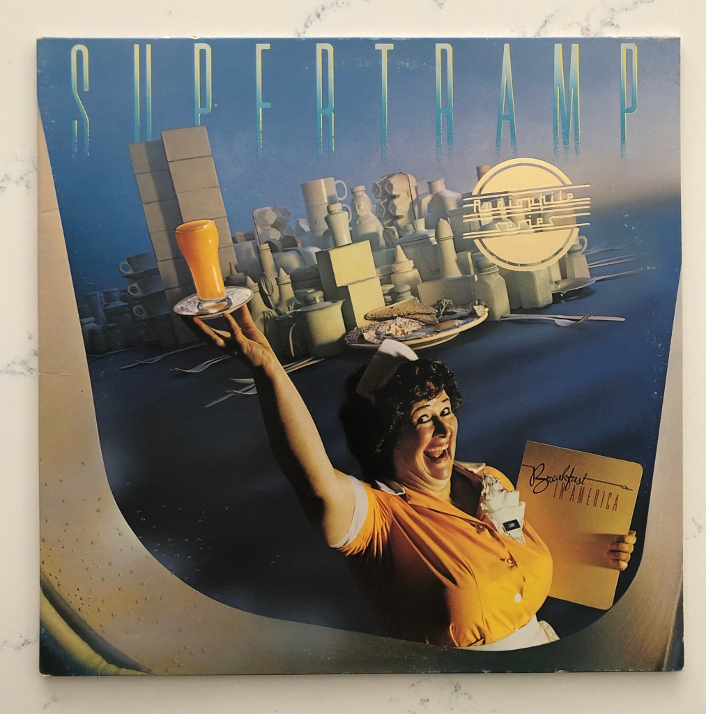 Photo of a long-play record cover.